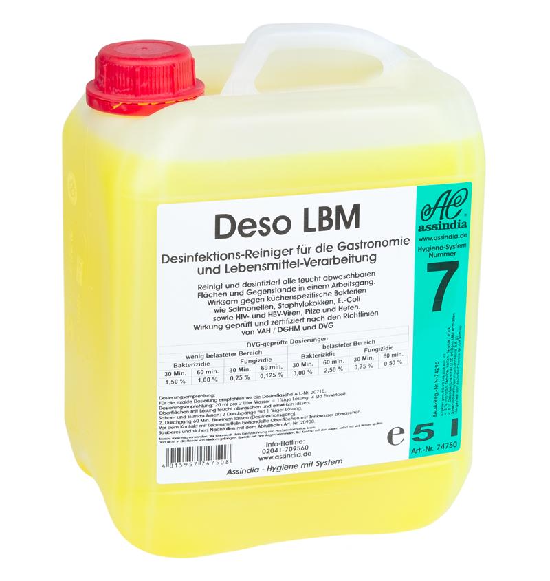 Deso LBM 5 Liter