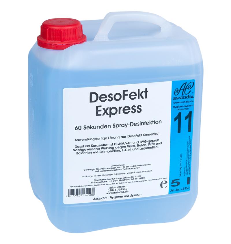 DesoFekt Express 5 Liter