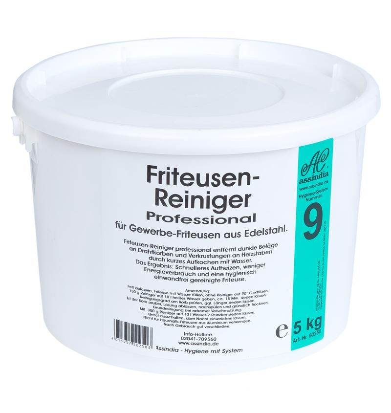 Friteusenreiniger 5 Liter
