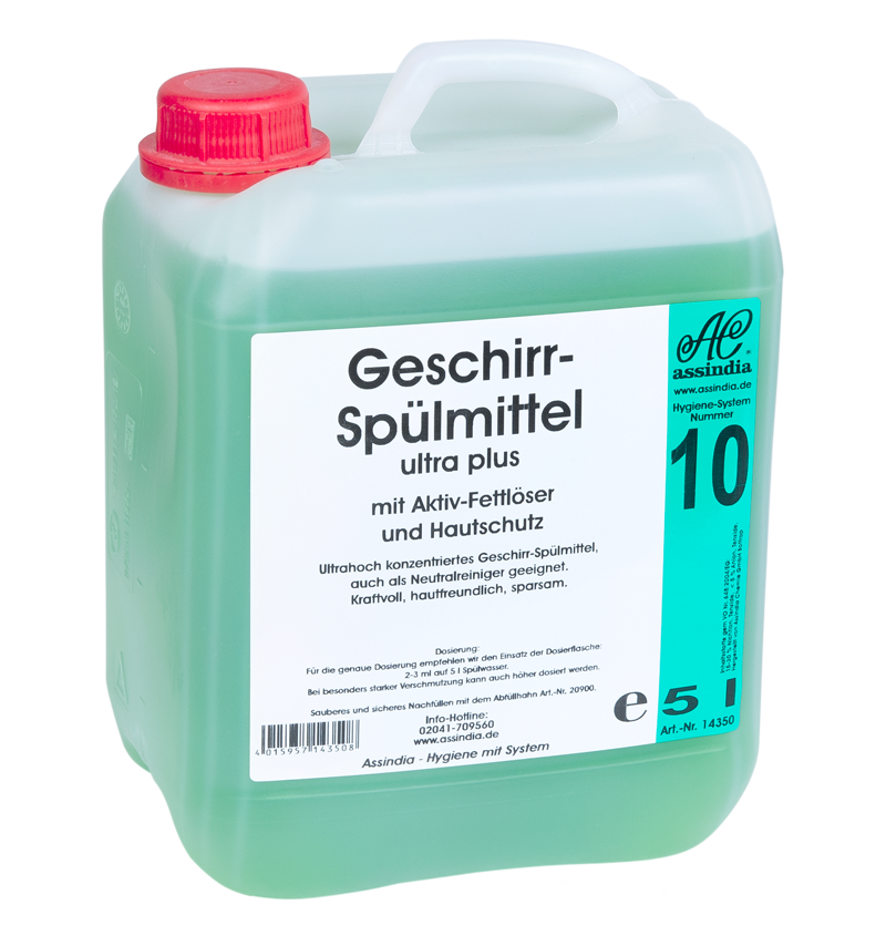 Geschirrspülmittel 5 Liter