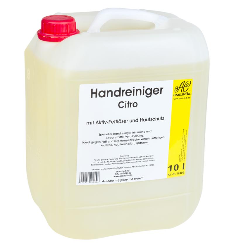 Handreiniger Citro 10 Liter