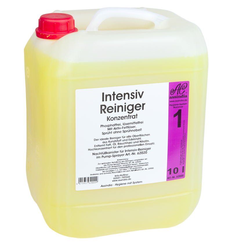 Intensivreiniger 10 Liter
