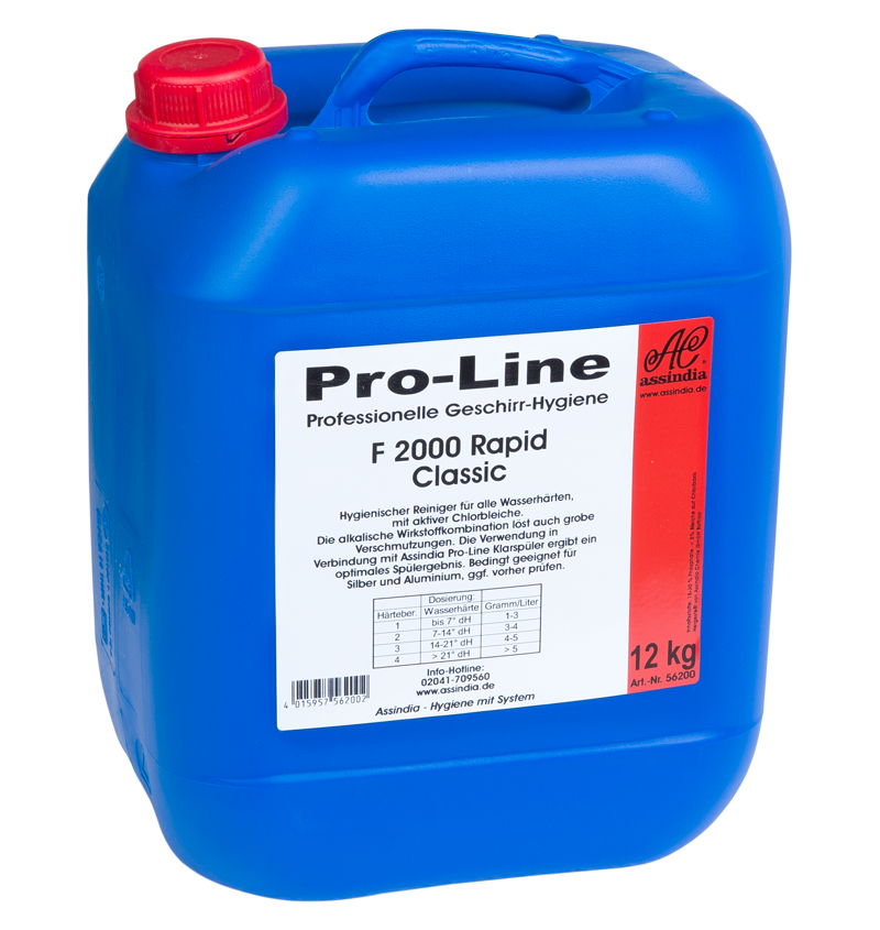 12kg Pro-Line F 2000 Rapid