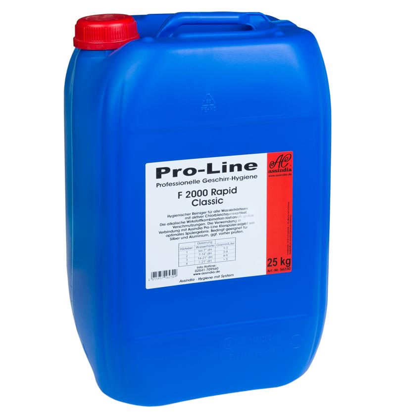 25kg Pro-Line F 2000 Rapid