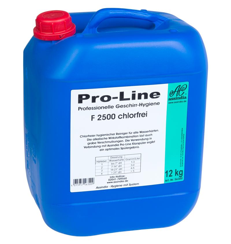 Pro-Line F 2500 chlorfrei 12kg