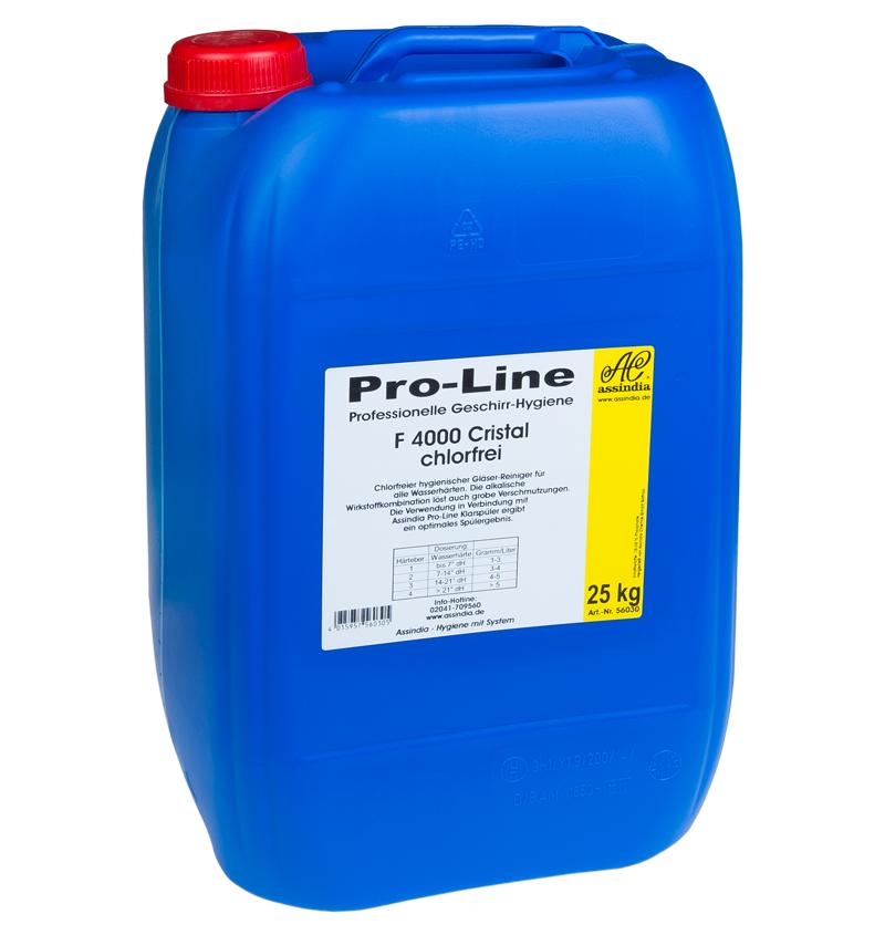 Pro-Line F 4000 Cristal 25kg