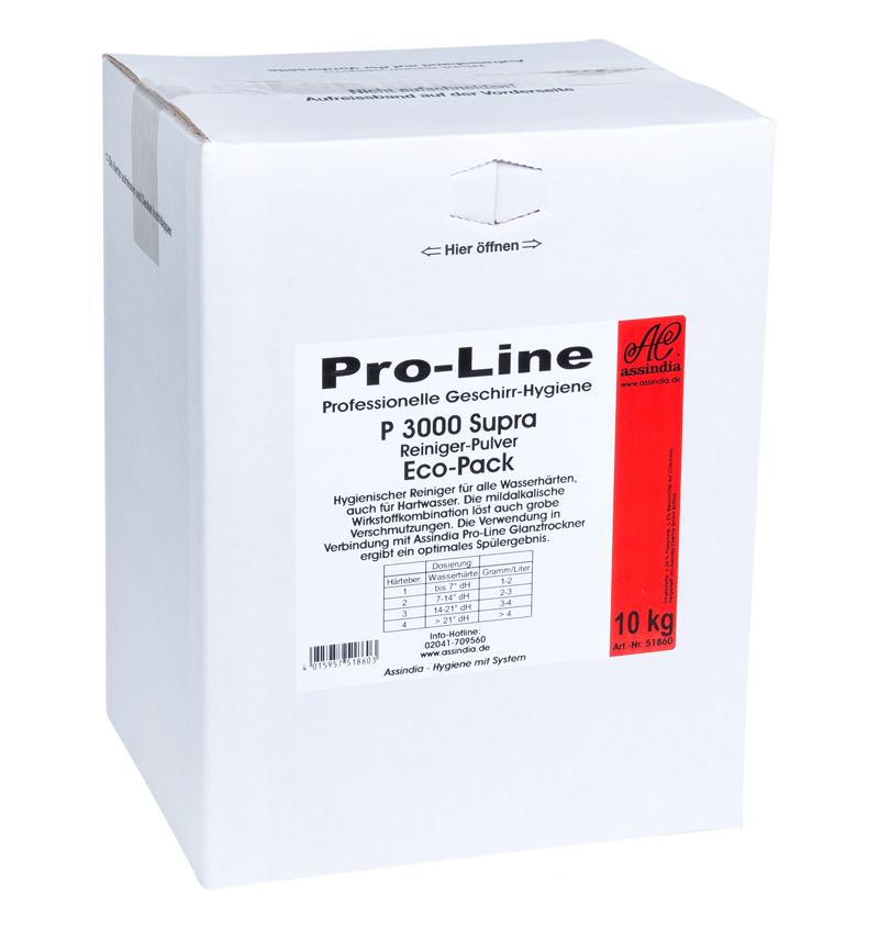 Pro-Line P3000 Supra Eco-Pack-Karton