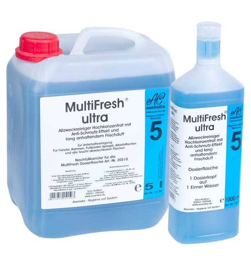 MultiFresh Allzweckreiniger