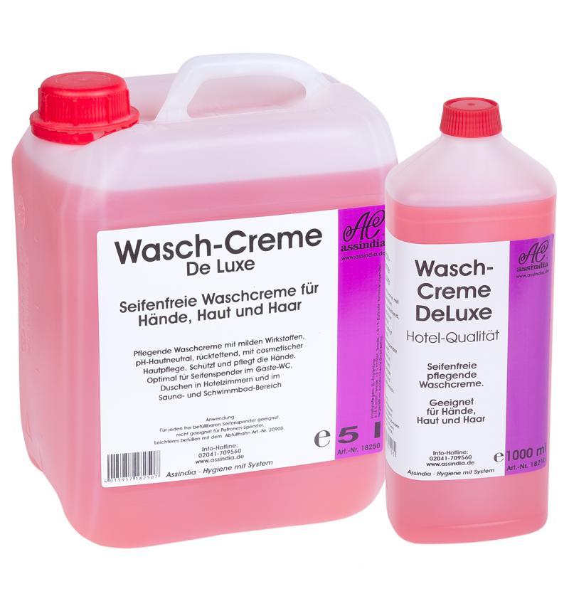 Waschcreme De Luxe