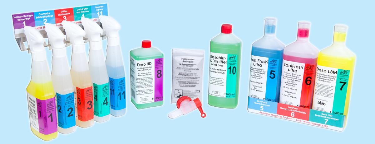 Assindia chemie hygiene mit system assindia chemie gmbh for Trauermucken loswerden mit chemie