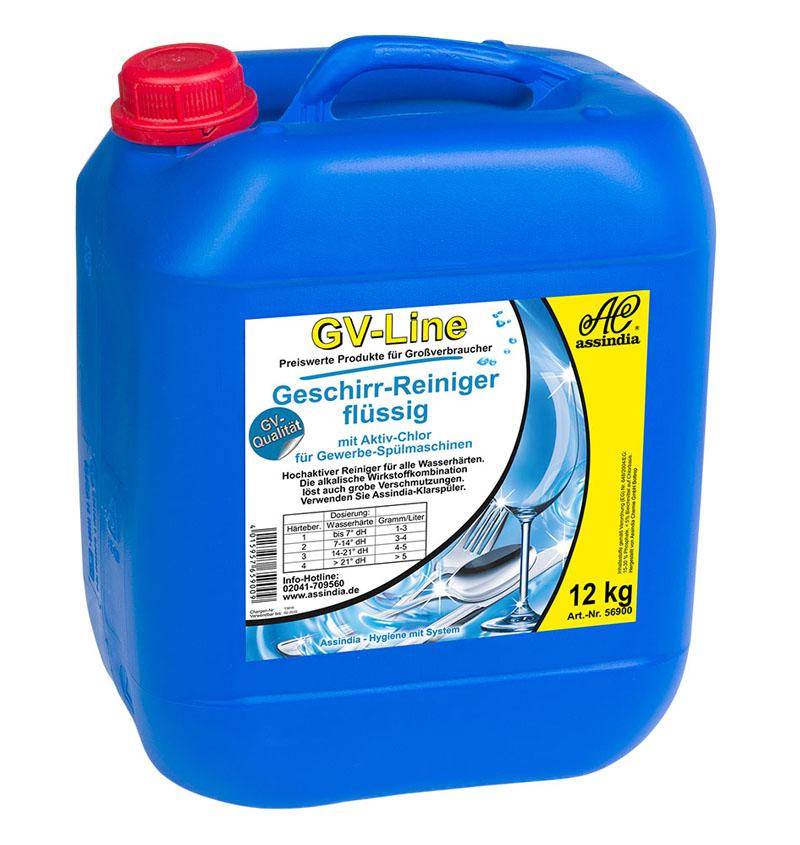 Geschirr Reiniger Flüssig GV Line