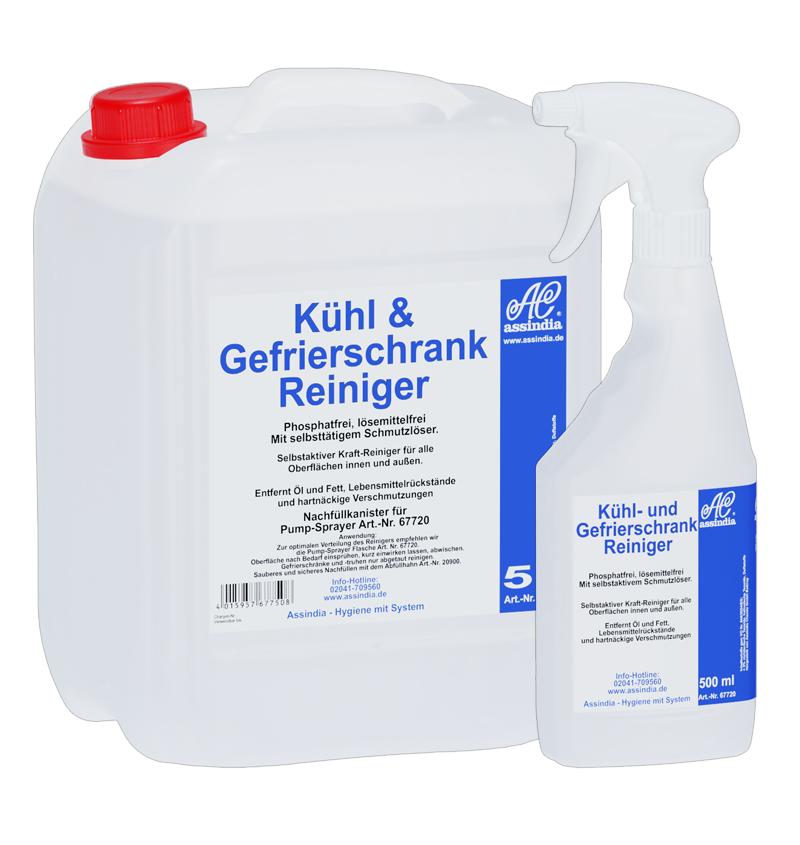 Chlor Hygiene Reiniger